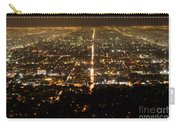 Los Angeles At Night 2 Carry-all Pouch
