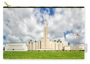 Los Angeles Temple Front Carry-all Pouch