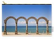 Los Arcos Amphitheater In Puerto Vallarta Carry-all Pouch by Elena Elisseeva
