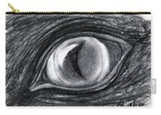 Lost In The Eye Of Your Past Carry-all Pouch
