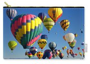 Lots Of Balloons Carry-all Pouch