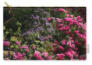 Lots Of Blooms Carry-all Pouch