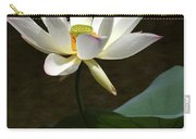Lotus Beauty Carry-all Pouch