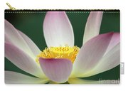 Lotus Diva Carry-all Pouch