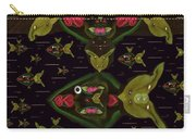 Lotus Fish Carry-all Pouch