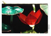 Lotus Lanterns 1 Carry-all Pouch