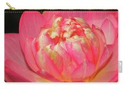Lotus Unfolding Carry-all Pouch
