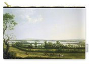 Lough Erne From Knock Ninney - With Bellisle In The Distance Carry-all Pouch