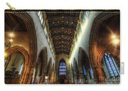 Loughborough Church Ceiling And Nave Carry-all Pouch