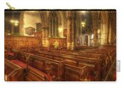 Loughborough Church Pews Carry-all Pouch