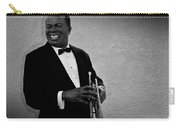Louis Armstrong Bw Carry-all Pouch