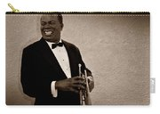 Louis Armstrong S Carry-all Pouch