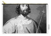 Louis Vii (1121?-1180) Carry-all Pouch