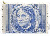 Louisa May Alcott (1832-1888) Carry-all Pouch