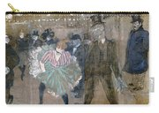 Louise Weber (1866-1929) Carry-all Pouch