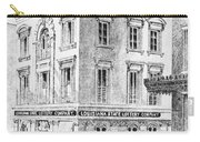 Louisiana: Lottery Office Carry-all Pouch