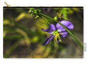 Louisiana Wildflower Carry-all Pouch