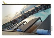 Lounging Poolside Carry-all Pouch
