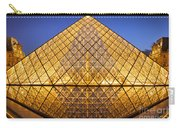 Louvre Pyramid Carry-all Pouch