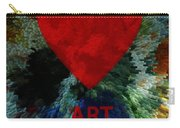 Love Art 3 Carry-all Pouch