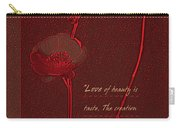 Love Art 4 Carry-all Pouch