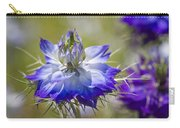Love In The Mist - Nigella Carry-all Pouch