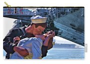 Love Of A Sailor Carry-all Pouch