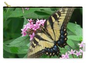 Lovely Butterfly Carry-all Pouch