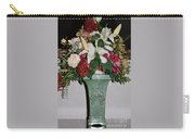 Lovely Floral Arrangement Carry-all Pouch