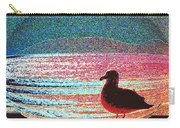 Lovers Beach Carry-all Pouch