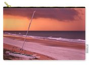 Lovers Embrace On The Shoreline Carry-all Pouch