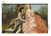 Lovers In A Landscape Carry-all Pouch