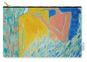 Loving An Angel Carry-all Pouch by Ana Maria Edulescu