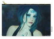 Loving Blue Hair Carry-all Pouch