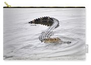 Low Country Marsh Alligator Carry-all Pouch