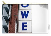 Lowe Drug Store Sign Color Carry-all Pouch