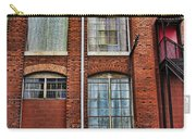 Lowe Mill Art Studio Building Huntsville Alabama Usa Carry-all Pouch