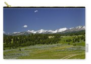 Lower Cottonwood Road Carry-all Pouch