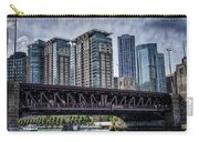 Lsd Lake Shore Drive In Color Carry-all Pouch