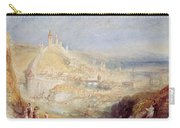 Lucerne From The Walls Carry-all Pouch