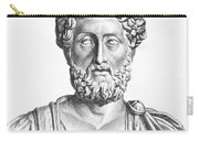 Lucius Commodus (161-192 A.d.) Carry-all Pouch by Granger