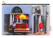 Lucky Dogs - Bourbon Street Carry-all Pouch