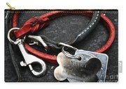 Lucky Red Lead Carry-all Pouch