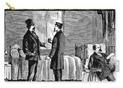 Ludlow Street Jail, 1868 Carry-all Pouch