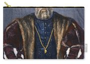 Ludovico Sforza (1452-1508) Carry-all Pouch