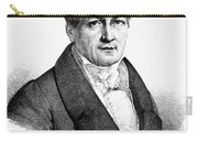 Ludwig Tieck (1773-1853) Carry-all Pouch