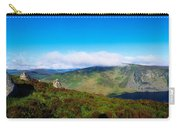 Luggala And Lough Tay, Co Wicklow Carry-all Pouch