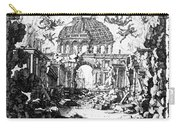 Lully: Armide, 1686 Carry-all Pouch