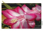 Luminous Cactus Flower Carry-all Pouch