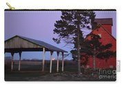 Lunar Eclipse At The Farm Carry-all Pouch